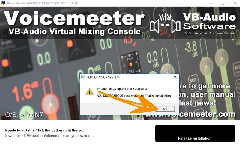 Como configurar o Voicemeeter (Mesa de som Virtual)
