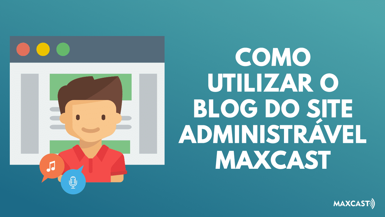 Blog Rádio online Maxcast