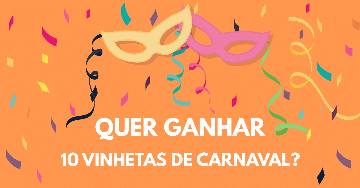 vinhetas de carnaval