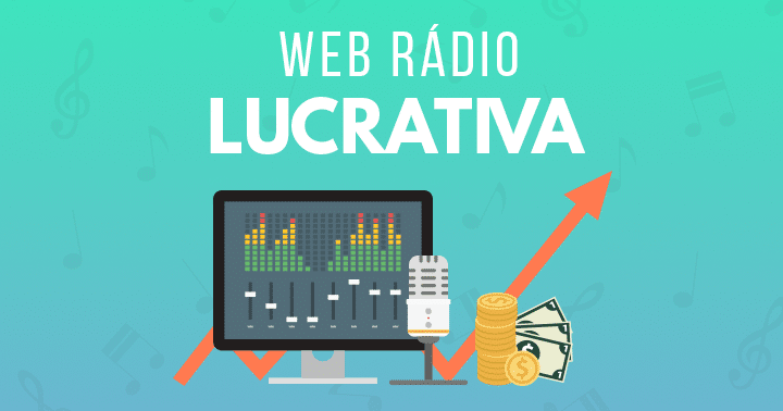 Ebook Web Rádio Lucrativa